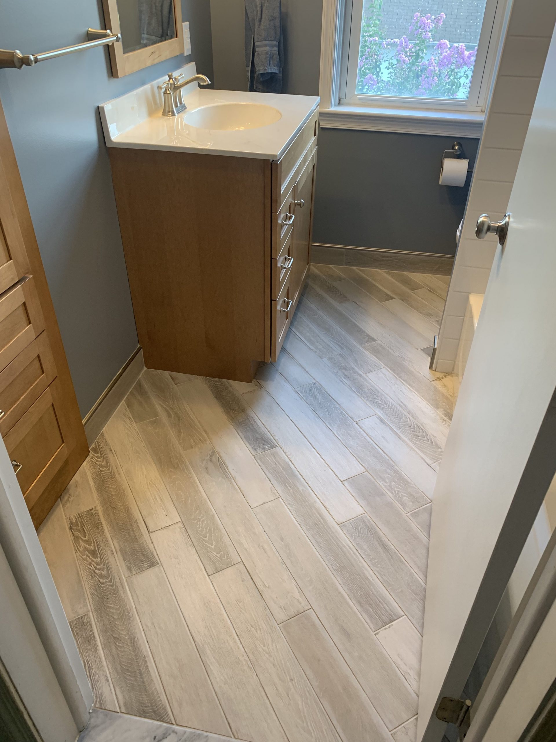Wood Look Porcelain | Pottstown