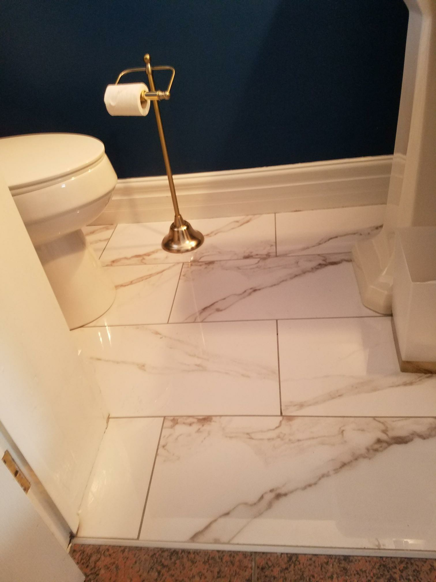 Marble Look Porcelain | Sinking Spring