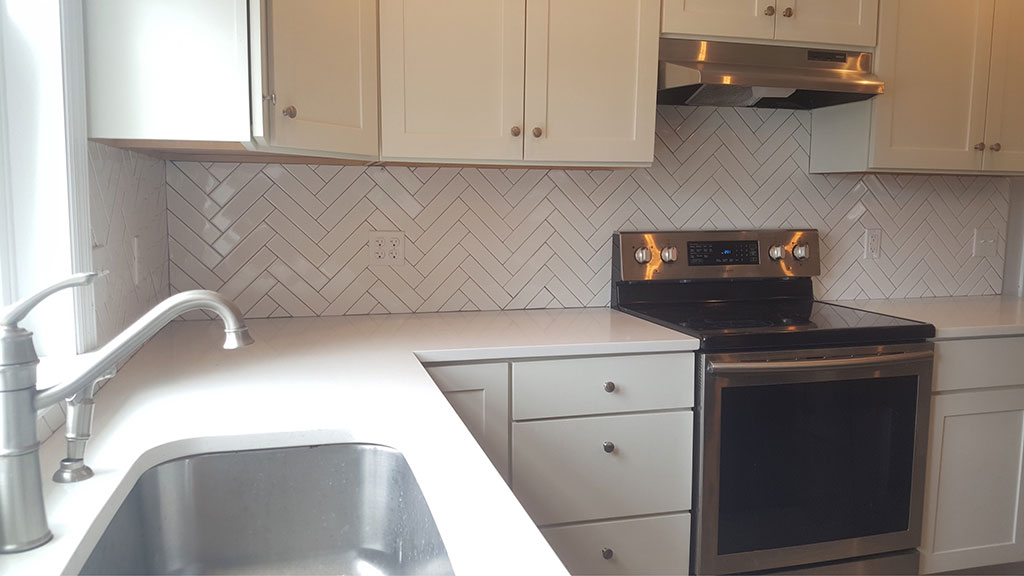Backsplash New Holland