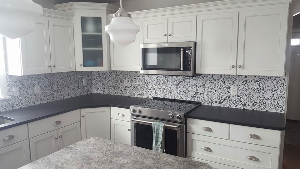 Backsplash Brownstown