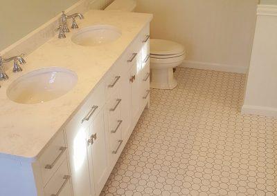 Tile Mosaic Marble Look Porcelain | Wyomissing